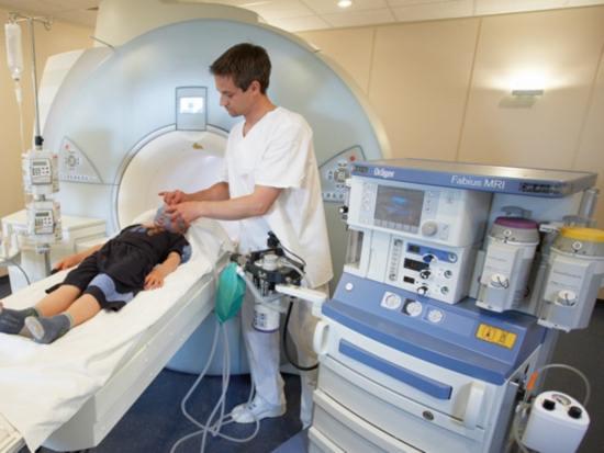 МРТ под седацией детям