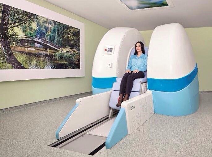 МРТ с осевой нагрузкой