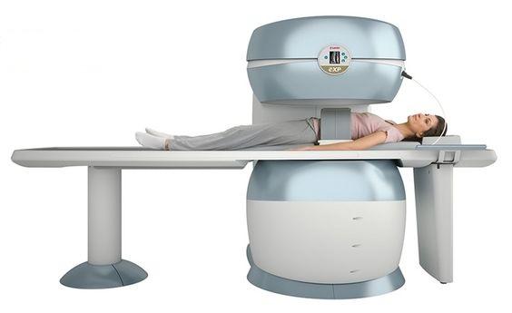 МРТ таза на открытом аппарате