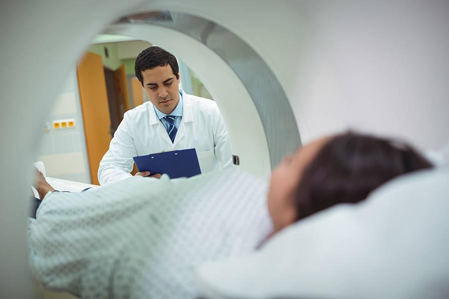 Как проходит МРТ матки