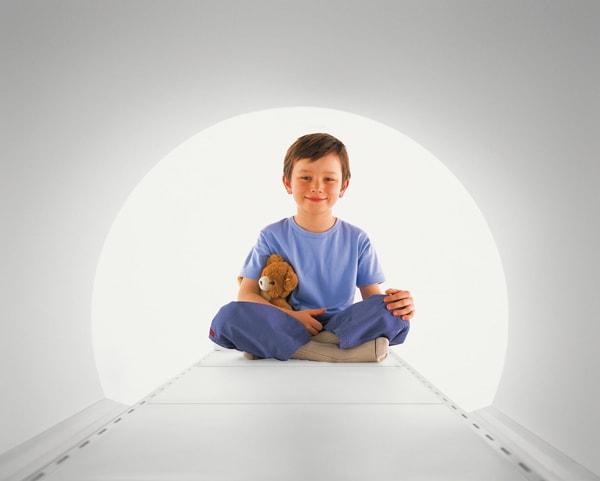 МРТ ребенку до 5 лет