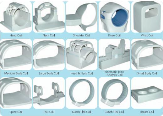 катушки для МРТ суставов
