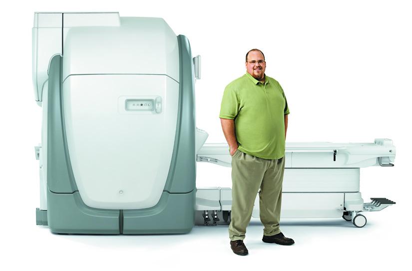 МРТ при избыточном весе