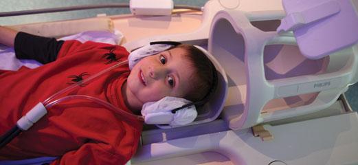 МРТ головного мозга ребенку в месяц