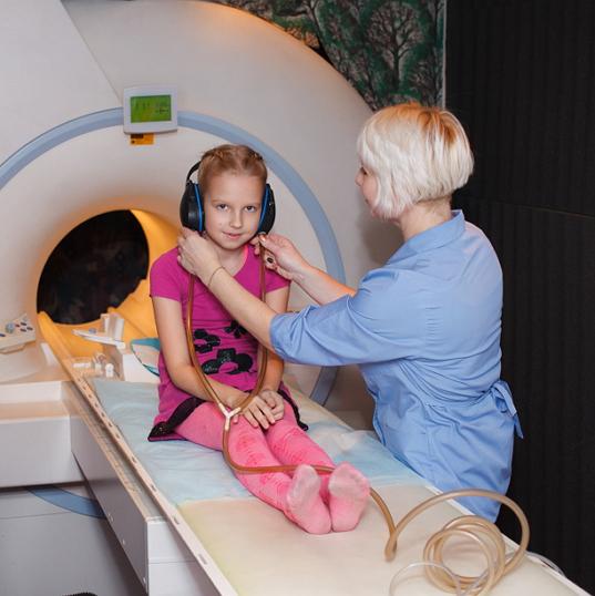 Почему шумит МРТ