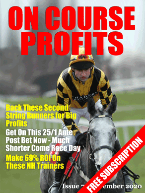 On Course Profits Horse Racing Magazine