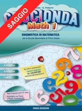 Crucionda Math 1 (SAGGIO - SOLA LETTURA)