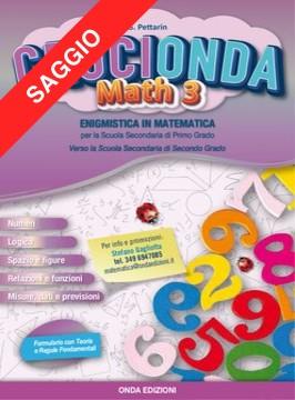 Crucionda Math 3 (SAGGIO - SOLA LETTURA)