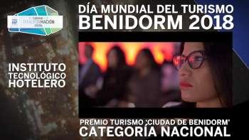 Premios de Turismo 'Ciudad de Benidorm' 2018. Instituto Tecnológico Hotelero (ITH)