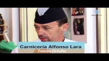 Benidorm Fet a Mà. Carnicería Alfonso Lara. Tomás Ortuño