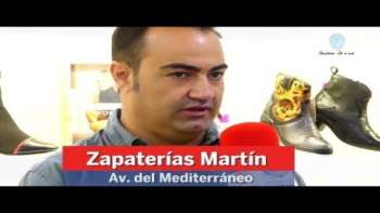 Benidorm fet a Mà. Zapaterías Martín. Avenida del Mediterráneo