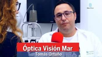 Benidorm fet a Mà. Óptica Visión Mar. Tomás Ortuño