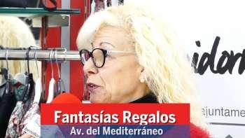 Benidorm fet a Mà. Fantasías Regalos. Avenida del Mediterráneo