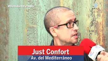Benidorm fet a Mà. Just Confort. Avenida del Mediterráneo