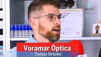 Benidorm fet a Mà. Óptica Voramar. Tomás Ortuño