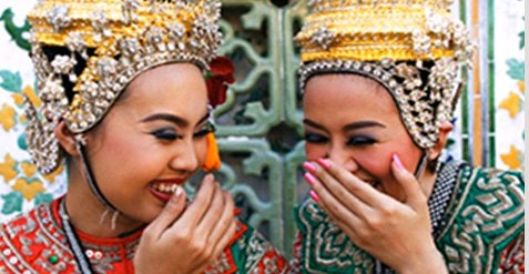 Lokale bevolking Laos