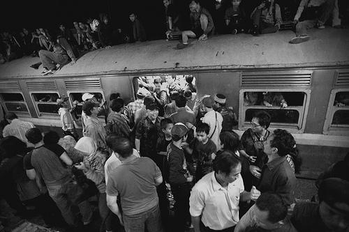 Indonesische trein