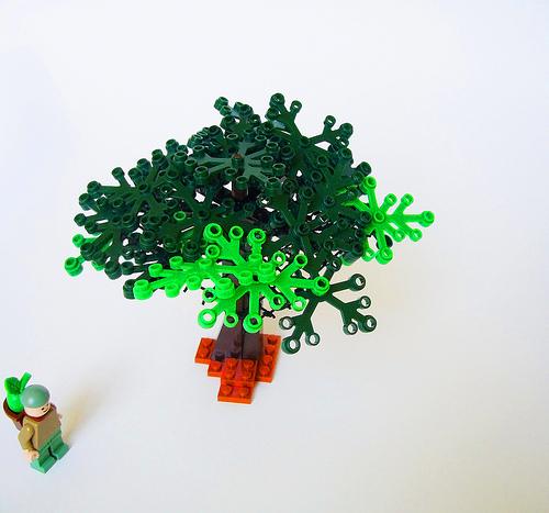 Legoboom