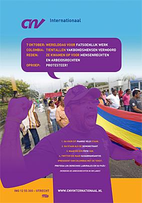 Twitter met Colombia