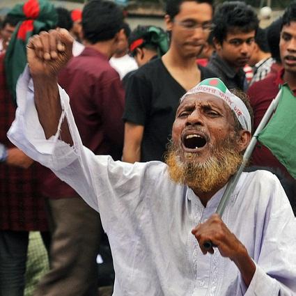De oppositie voert de grootste en langste protesten sinds twintig jaar.