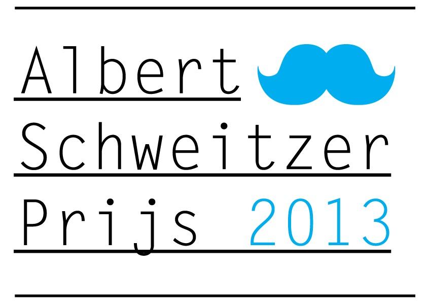 logo Albert Schweitzer Prijs 2013