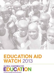 Education Aid Watch Report 2013