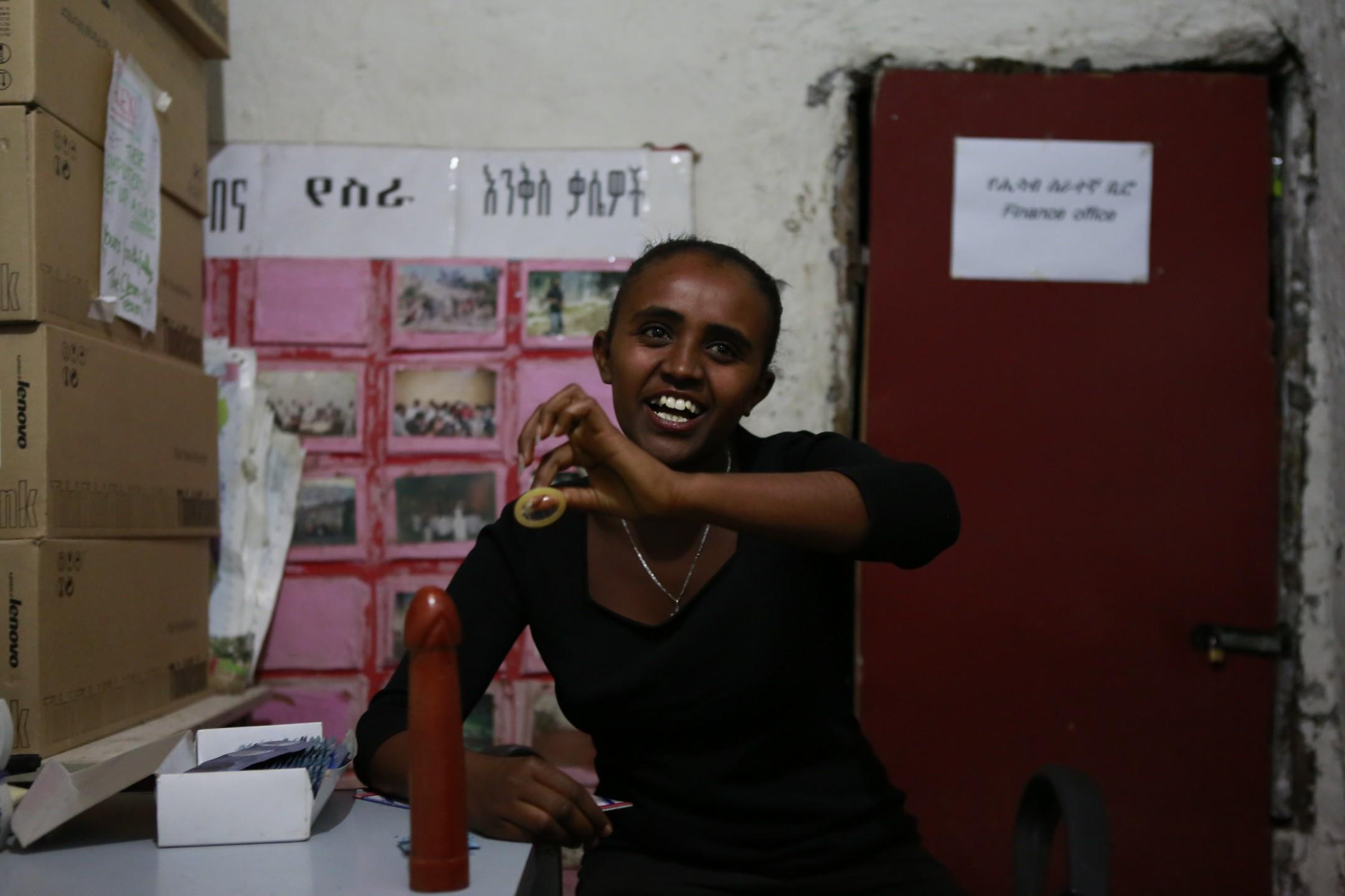 Seksuele voorlichting in Ethiopië