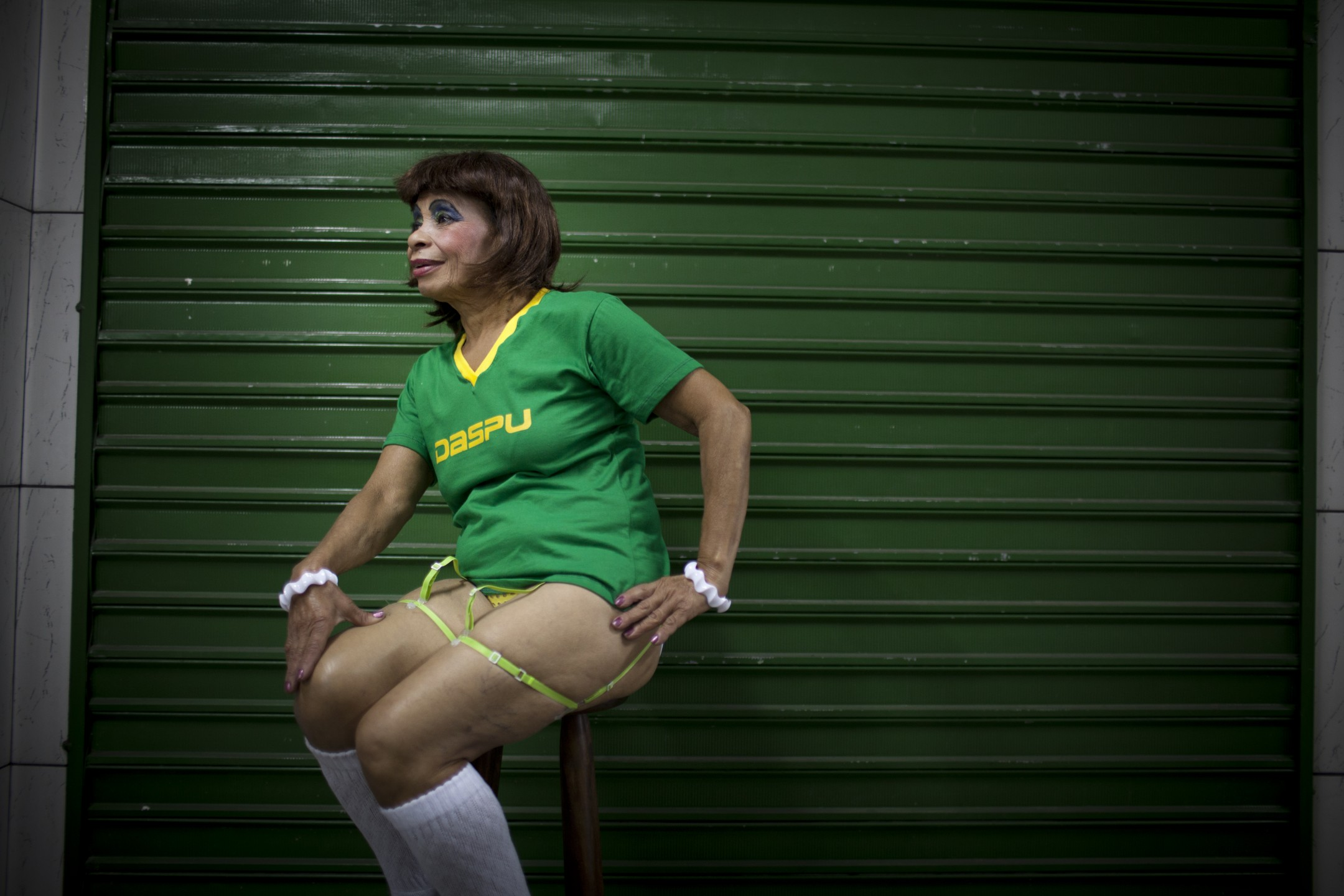 WK World Cup voetbal prostituees