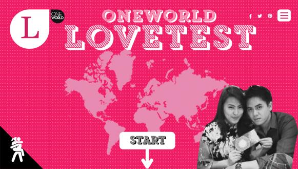 Love liefde test score wereld culturen seks sex