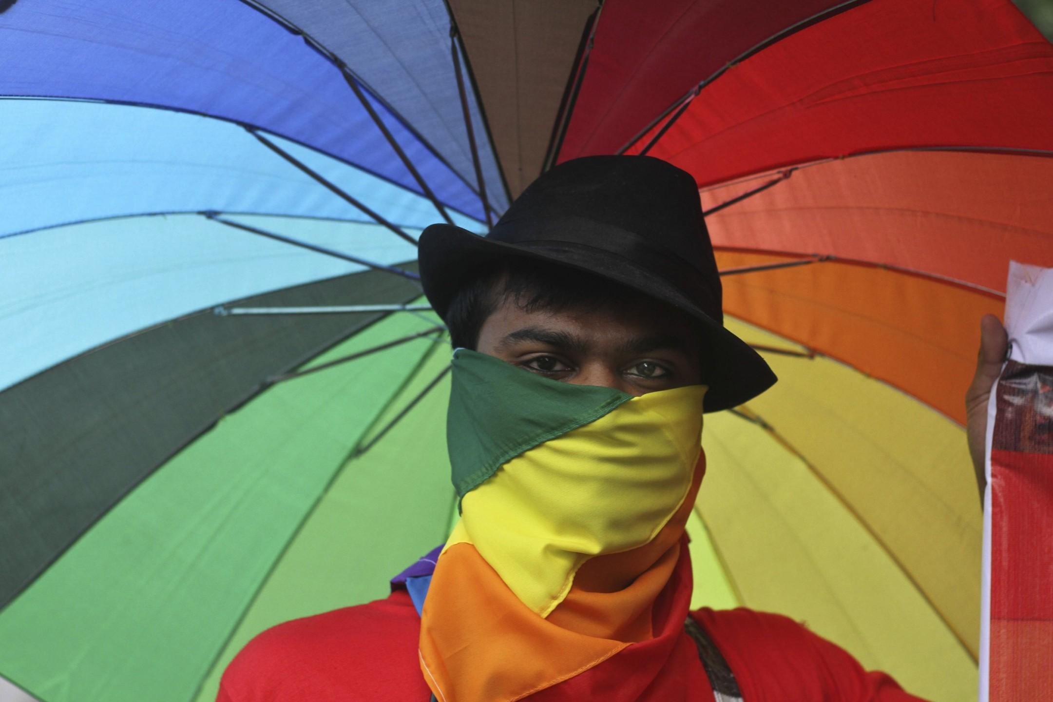 Gay GayPride homoseksueel seksuele vrijheid homo