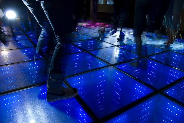 Sustainable Dance Floor