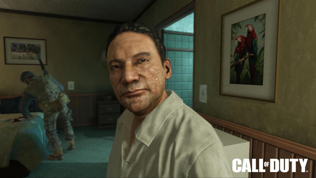 Noriega in Black Ops II