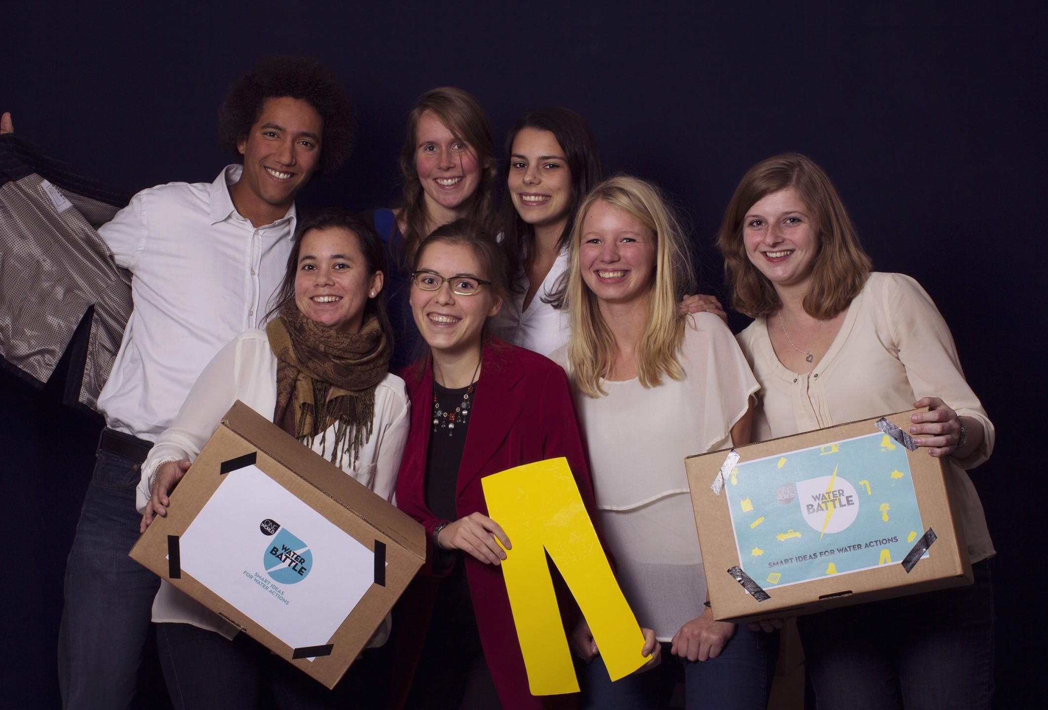 Team TRENDWATER OneWorld Water Battle
