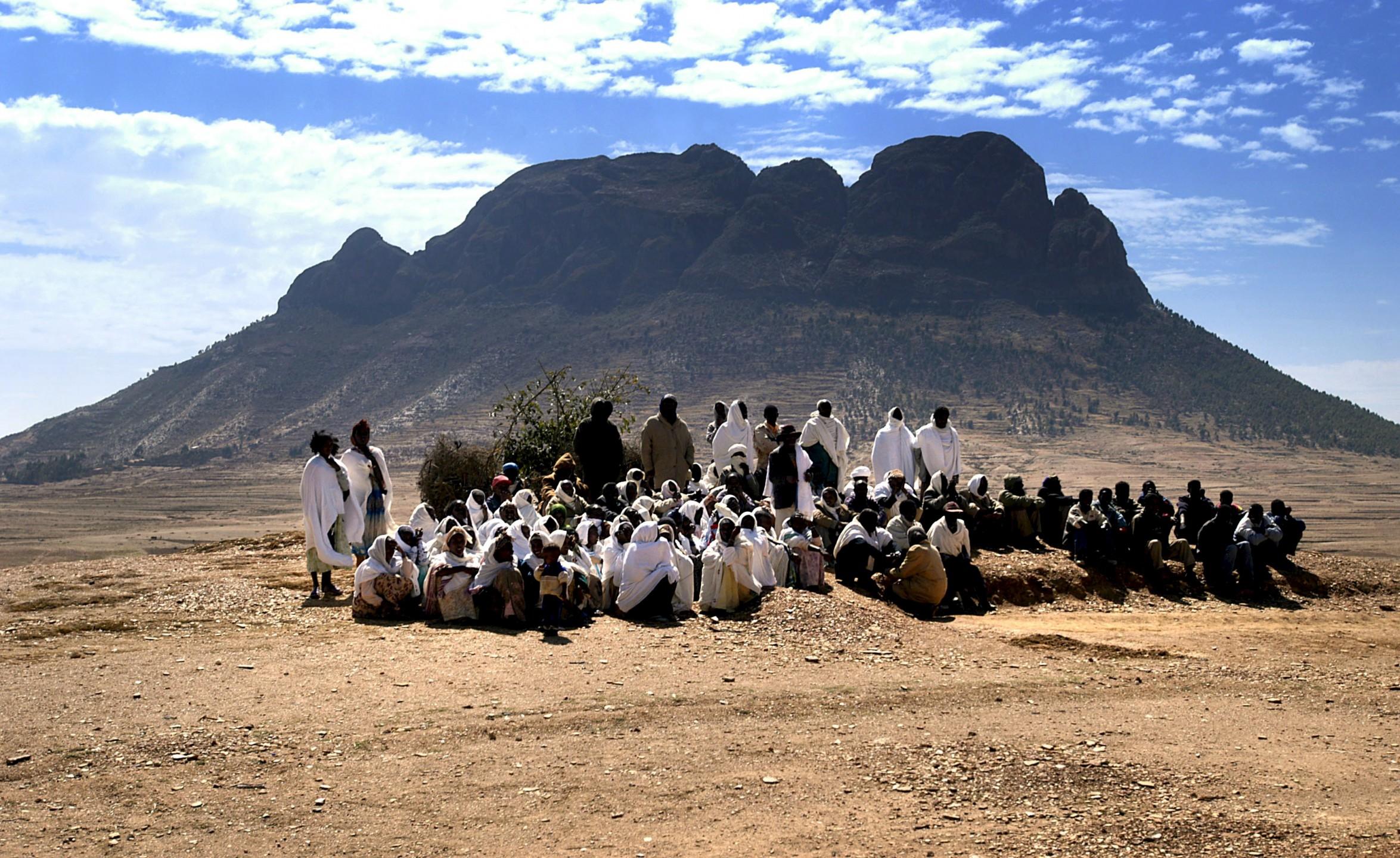 Eritrese vluchtelingen
