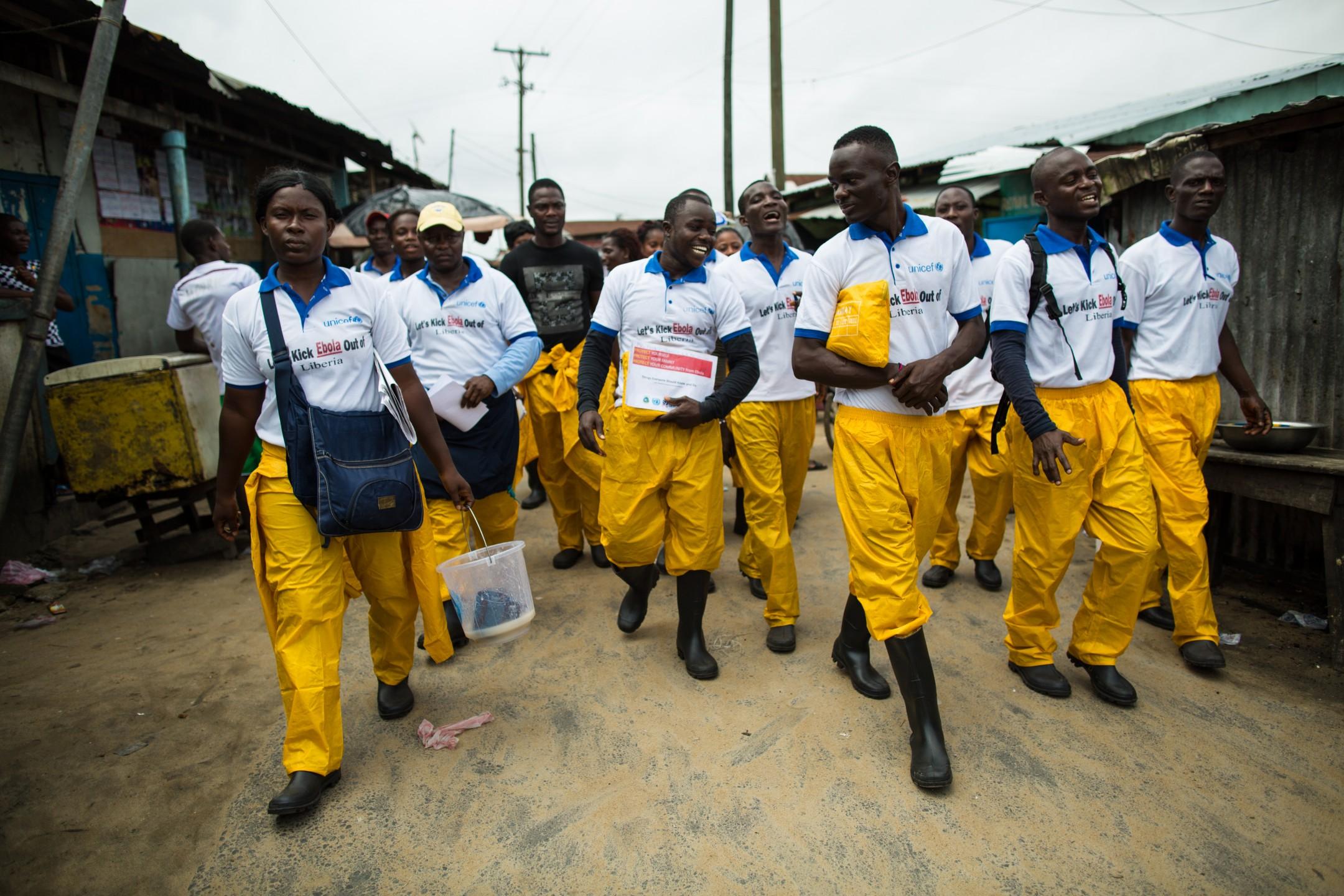 5 Afrikaanse initiatieven om tegen ebola te strijden