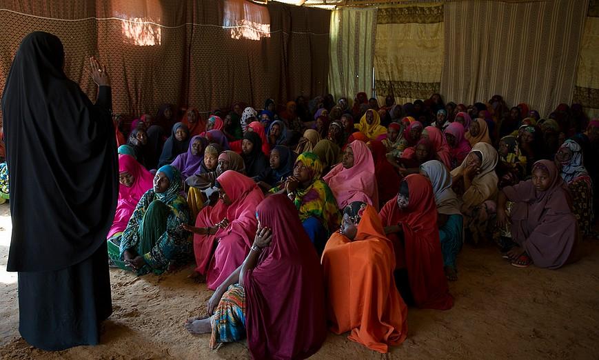 Somalie vrouwenbesnijdenis