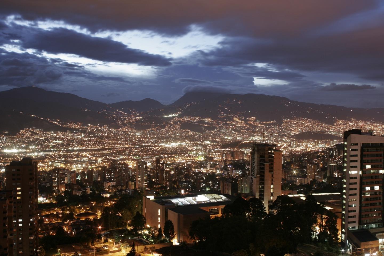 Medellin. Foto Jeroen Kuiper
