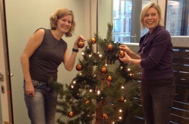 Kerstboom OneWorld