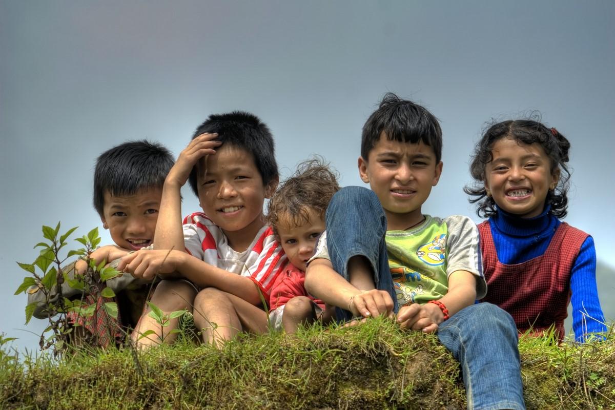 In Nederland zijn genoeg gevluchte kinderen te vinden voor adoptie