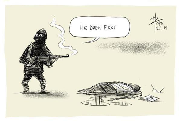 Aanslag Charlie Hebdo pervertering van religie
