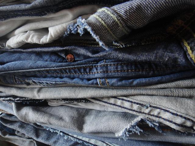 Bij Mud Jeans kun je een spijkerbroek leasen