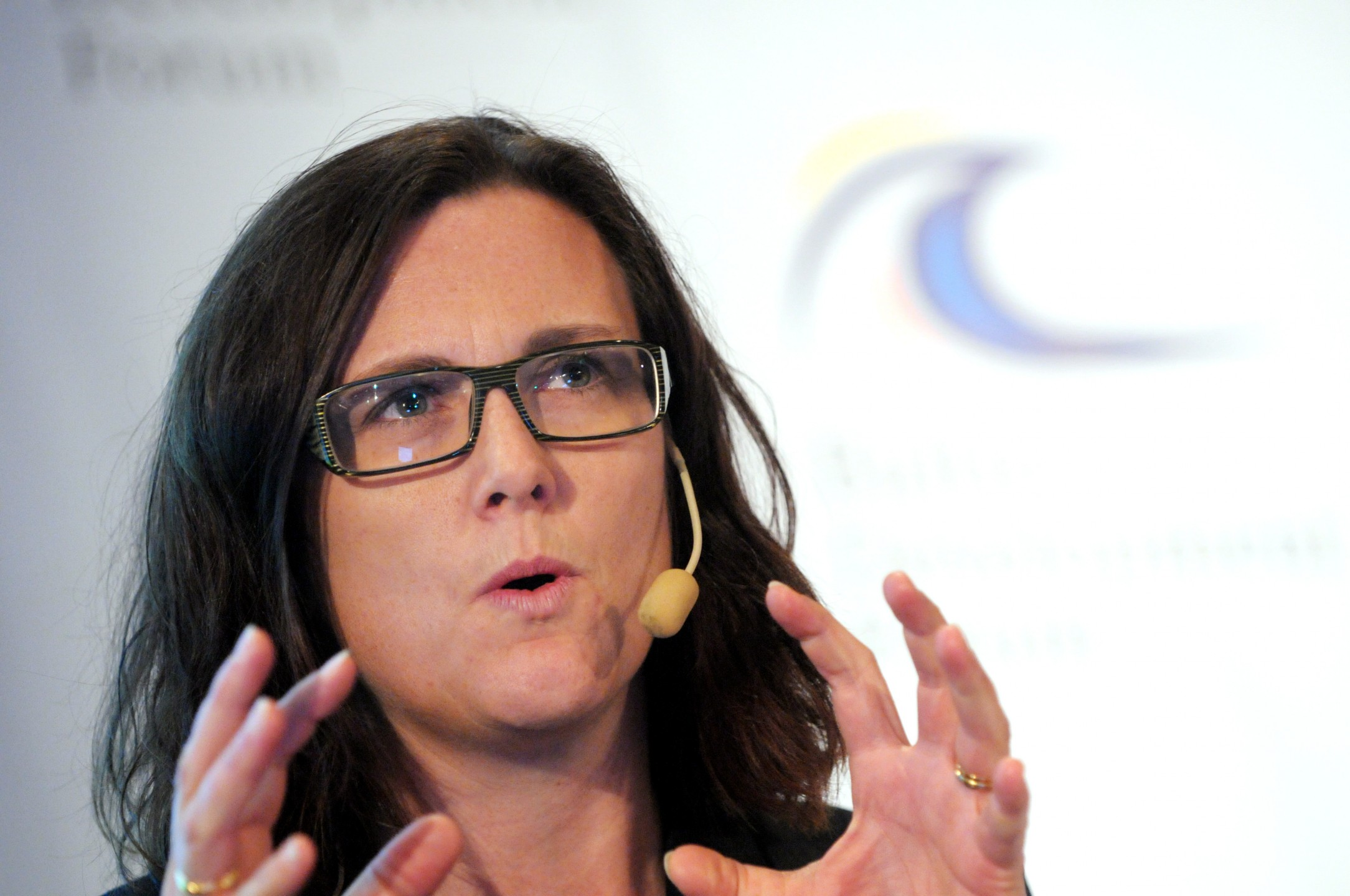 Cecilia Malmstrom is als Europees Commissaris verantwoordelijk voor TTIP