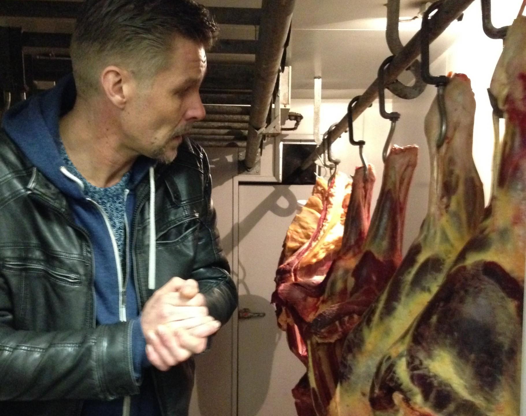 Paardenvlees is een goede bron van eiwitten en volledig biologisch. Red het paard, eet het op