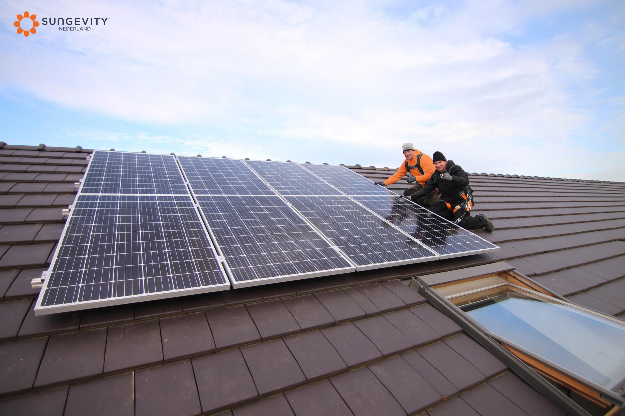 Sungevity zonnepanelen Rooftop Revolution