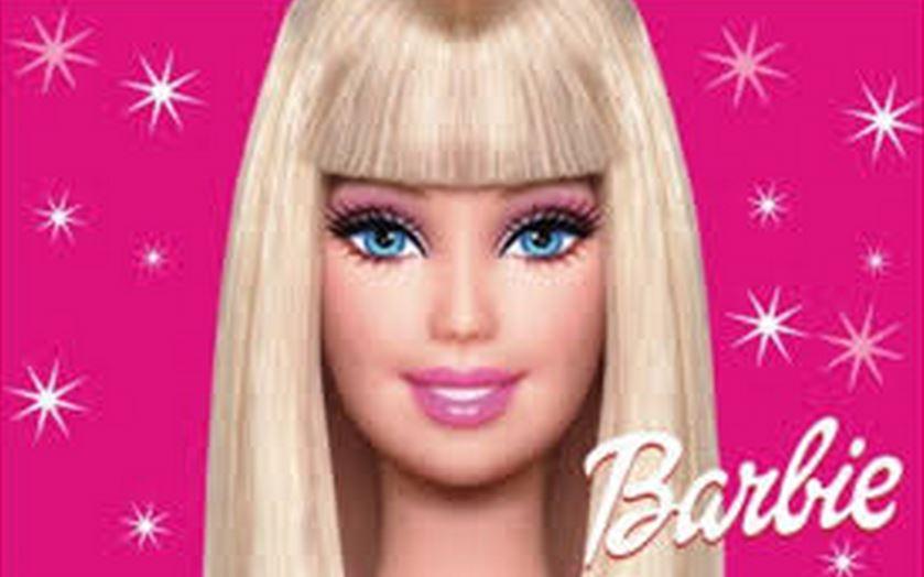 Barbie pop kinderen