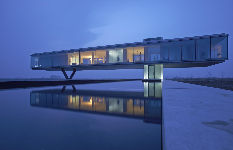 Villa Kogelhof van architectenbureau Paul de Ruiter
