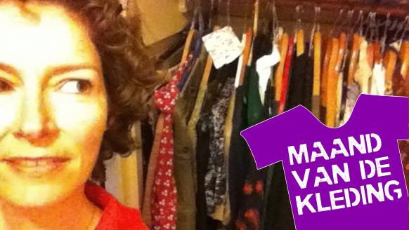 De kledingkast van Marieke van Twillert