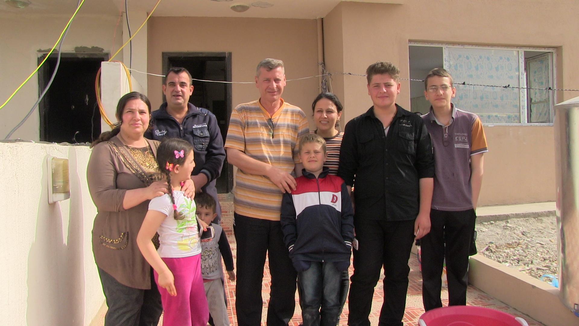 Christelijke vluchtelingen in Irak
