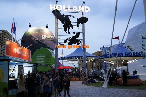 Food Expo Milaan Holland