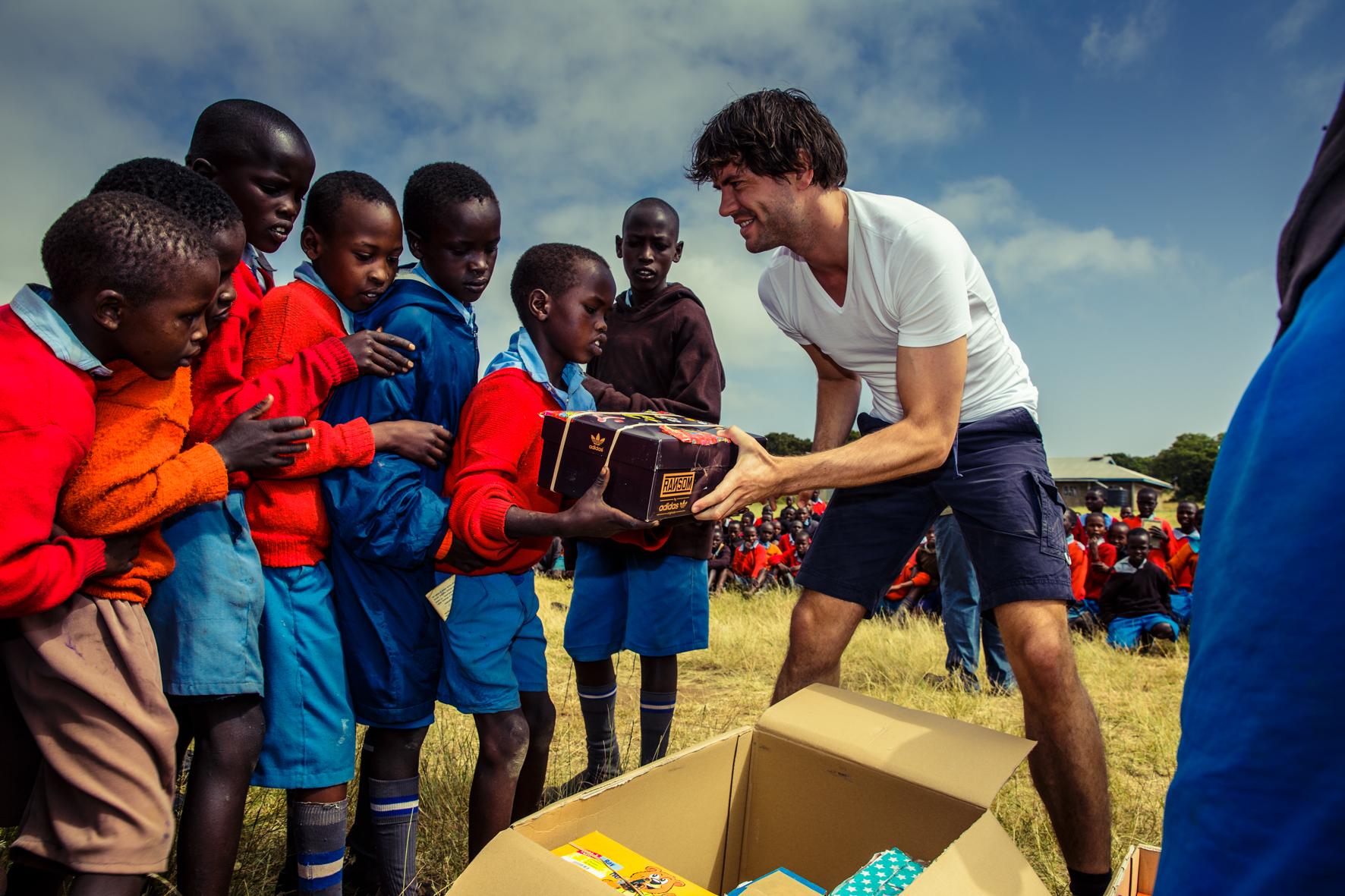 Het beeld van ontwikkelingshulp moet bijgesteld worden, ook door hulporganisaties zelf